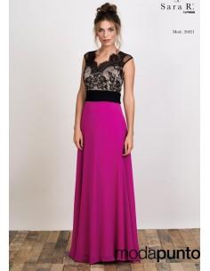 Vestido mod. 26021 Sara Ruiz