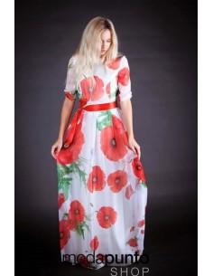 Vestido Formoso Valeria Derbais