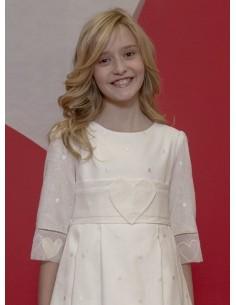 Vestido de comunion Agatha Ruiz de la Prada AG50