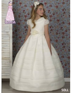 Vestido de comunión Laura  50LL