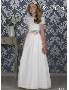 Vestido de comunión Lovely Day R008