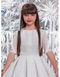 Vestido de comunión Anavig 6409.08