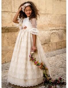 Vestido de comunión 26115