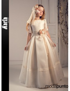 Vestido de comunión Marla J205